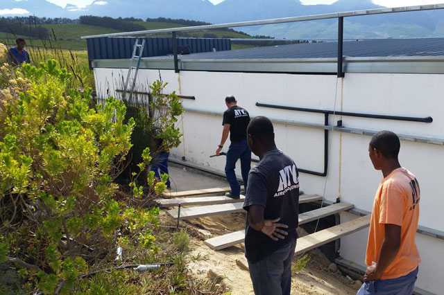 Waterkloof Wine Estate Air Conditioning